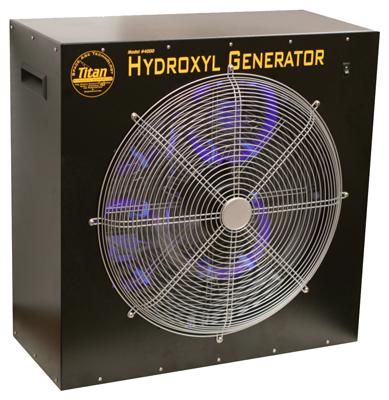 Titan 4000 Hydroxyl Generator w/Hydroxyl Maximizer by International Ozone