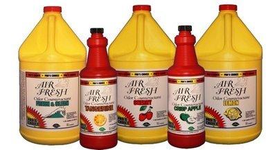 Air Fresh (Gallon) by CTI Pro's Choice | Odor Counteractant