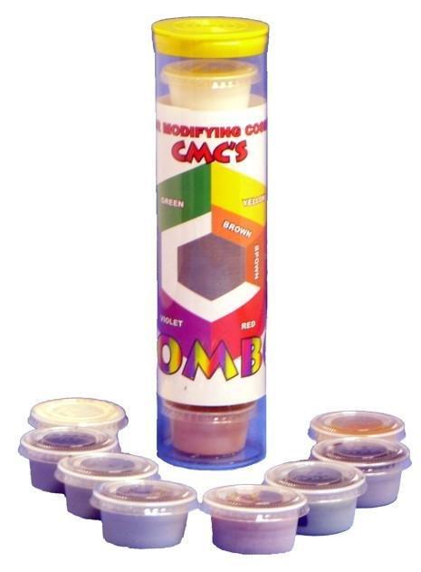 Color Modifying Cosmetics (6 piece set) by CTI Pro's Choice   Bleach Spot Repair Kit