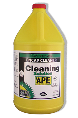 APE Solution (Gallon) by CTI Pro's Choice | Encapsulation Cleaner for Bonnets