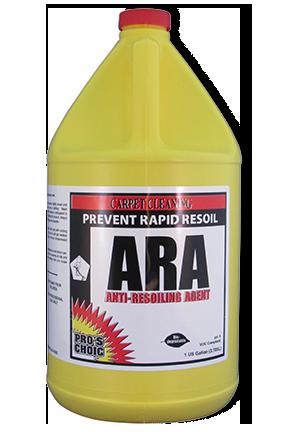 ARA (Gallon) by CTI Pro's Choice | Anti Re-soiling Agent