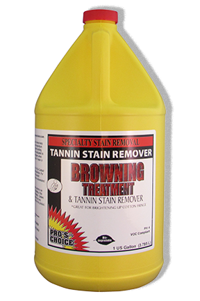 Browning Treatment (Gallon) by CTI Pro's Choice | Browning & Tannin Remover