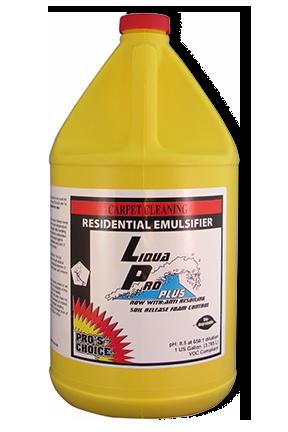 Liqua Pro Plus (Gallon) by CTI Pro's Choice | Residential Emulsifier