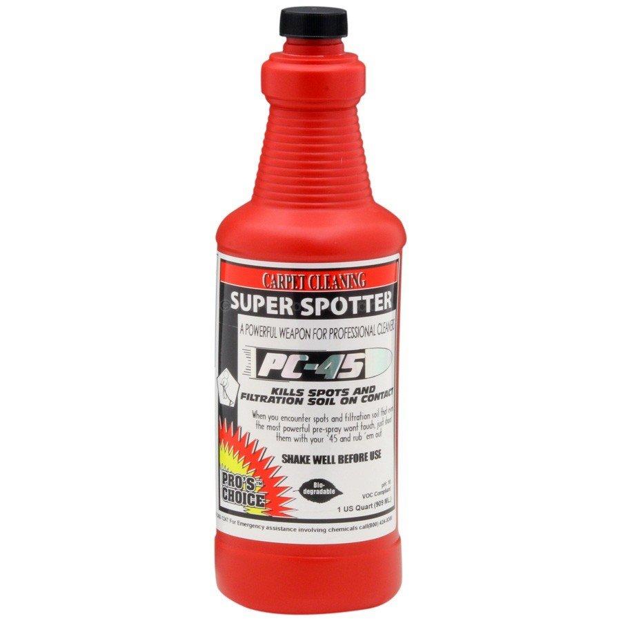 PC-45 (Quart) by CTI Pro's Choice | Filtration Soil Super Spotter