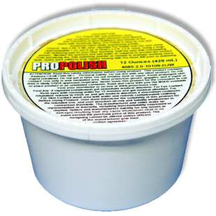 Pro Polish (12 oz.) by CTI Pro's Choice | Fine Marble & Travertine Honer