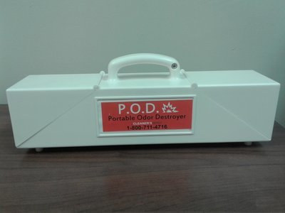 Portable Odor Destroyer (Private Label) by CTI Pro's Choice   Vapor Delivery Tunnel