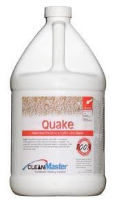 Quake (Gallon) by HydraMaster | Pre-Spray & Traffic Lane Cleaner