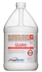 Quake (Gallon) by HydraMaster | Pre-Spray & Traffic Lane Cleaner