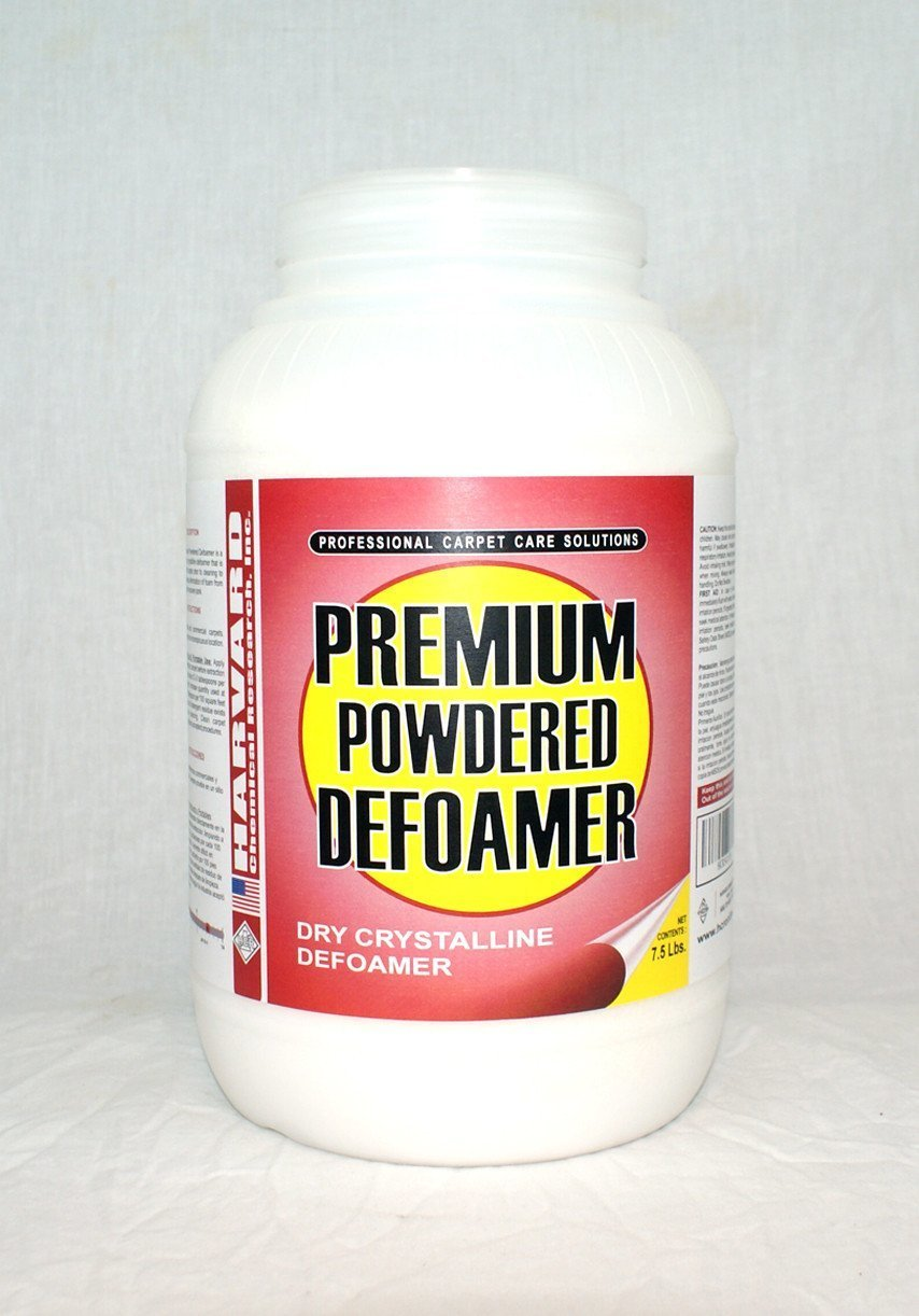Premium Powdered Defoamer (Gallon) by Harvard | Powdered Defoamer