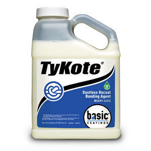 Tykote, Dustfree Recoat Bonding Agent, Gl