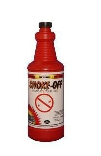 Smoke Off (Quart) by CTI Pro's Choice |