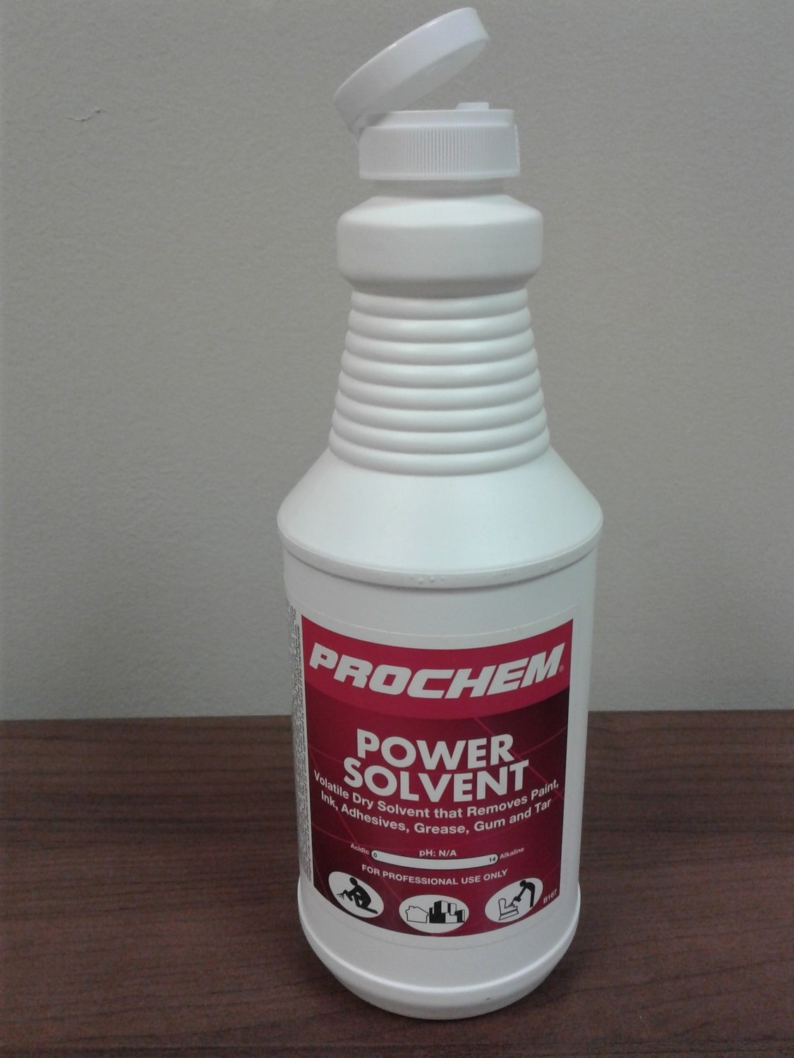 Power Solvent (Pint) by ProChem | Multi-Purpose Volatile Dry Solvent
