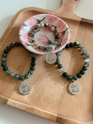 Love Heals Bracelets