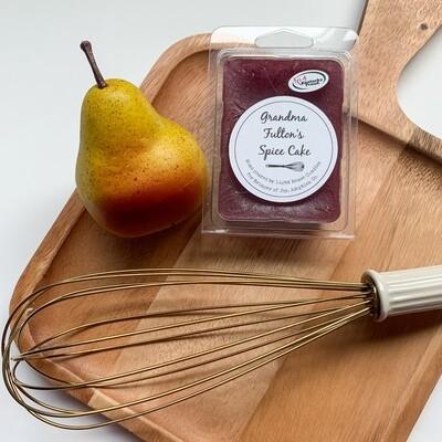 Grandma Fulton's Spice Cake Wax Melts