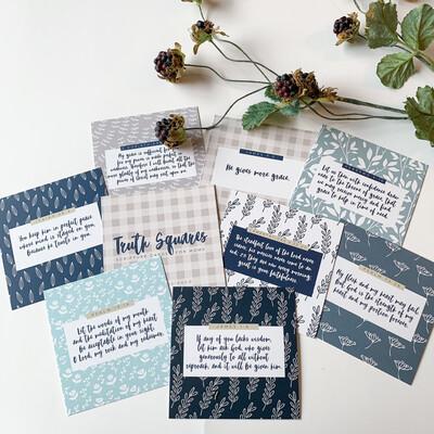 Scripture Cards for Moms