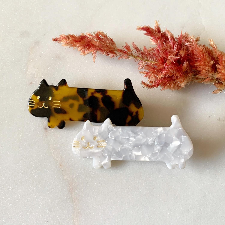 Cat Hair Clip Set