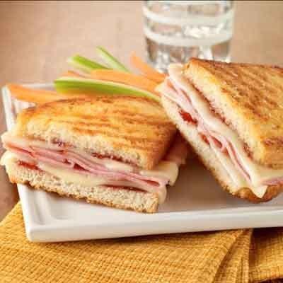 Turkey & Cheese Sandwich