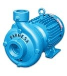 IB2 SERIES End Suction Centrifugal Close Coupled Pumps