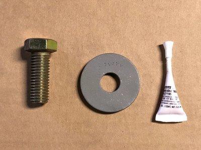 180TY Impeller Bolt Mounting Kit