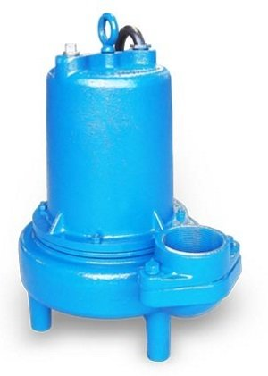 "Submersible Sewage Single Seal Non-Clog 3"" Pumps Non-XP"