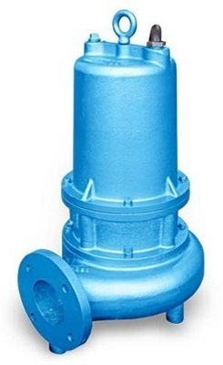 Submersible Sewage Dual Seal Non-Clog 4