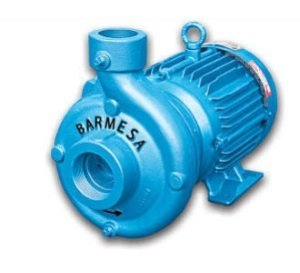 IB2-1/2-15-2 TEFC Barmesa Close Coupled Pump (SALE- Limited Qty Available)