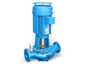 4X4X8 BVL Vertical Split Coupled In-Line Pump  (SALE- Limited Qty Available)