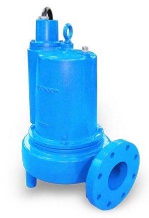 """Submersible Sewage Single Seal Non-Clog 4"""" Pumps Non-XP"""