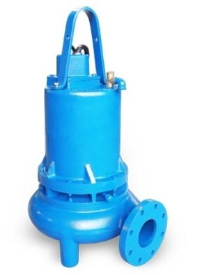"Submersible Sewage Dual Seal Non-Clog 4"" BSE SERIES Pumps Non-XP"