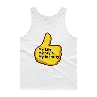 My Identity Tank top