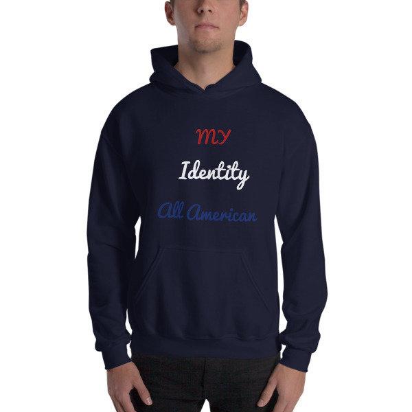 All American Identity Hooded Sweatshirt