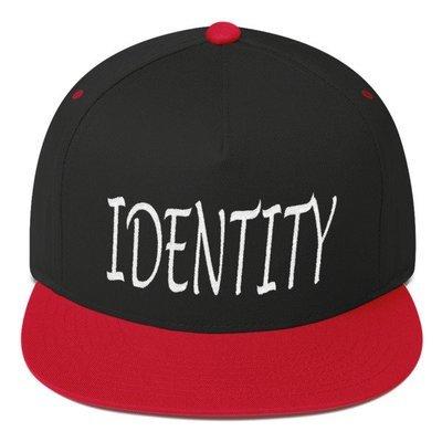 Identity Flat Bill Cap