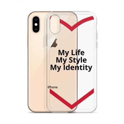 My Identity iPhone Case