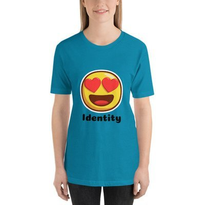 Identity Emoji Short-Sleeve Unisex T-Shirt