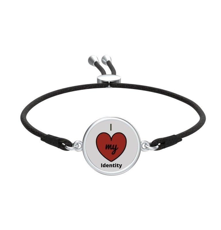 Identity Cord Bracelet