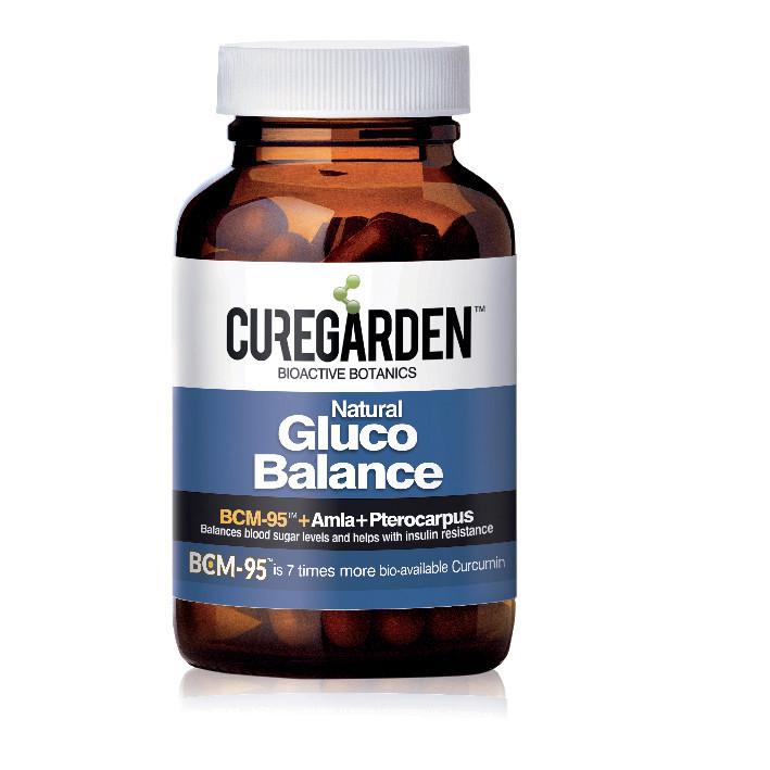 Curegarden Gluco Balance 60 Caps
