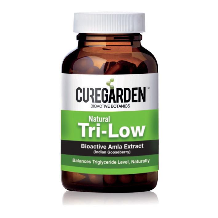 Tri-Low Amla Extract Triglyceride Reducer 60 Caps