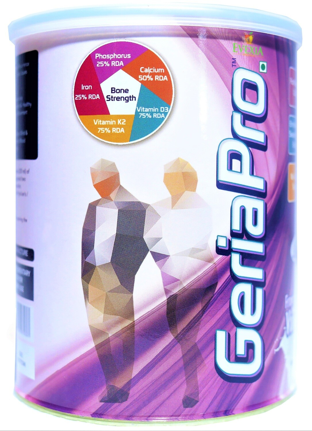 Geria Pro Energy Drink For Seniors 500 gm