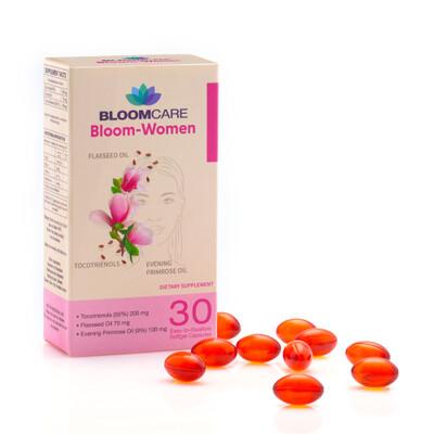 Bloomcare Bloom-Women 30 Softgels