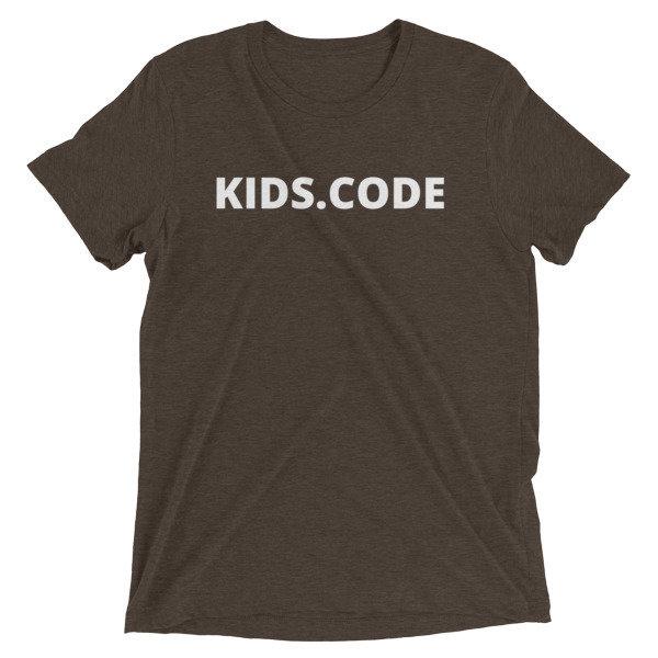 Short sleeve t-shirt tri-blend - verschiedene Farben