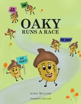 Oaky Runs a Race