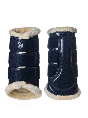 ES Brushing Boots Midnight Large