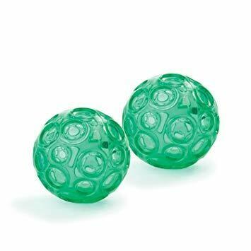 Franklin Transparent Green Ball