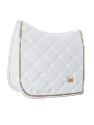 White Perfection Gold Dressage COB Size