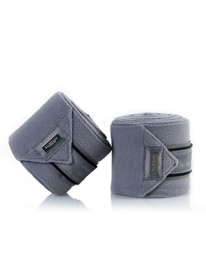 Fleece Bandages Crystal Grey