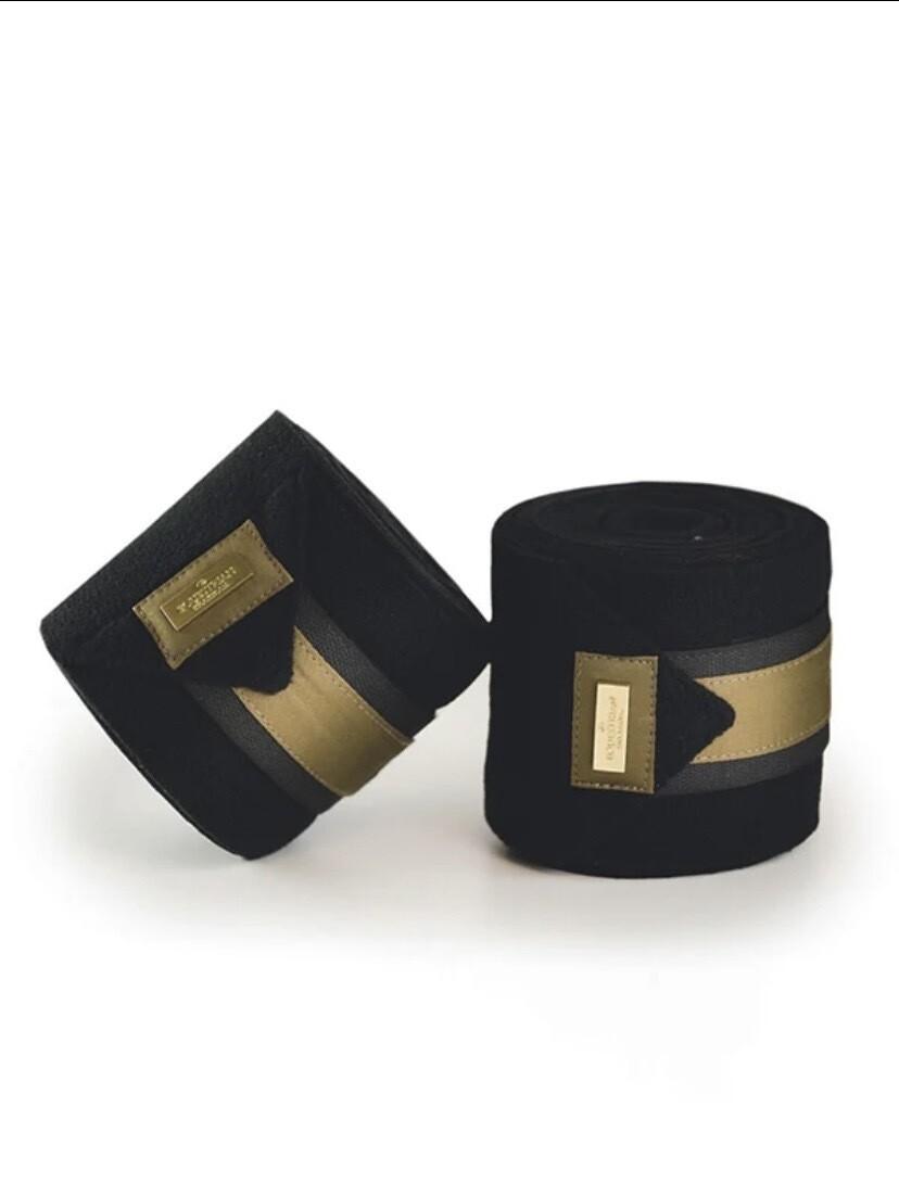 Fleece Bandages Golden Brass
