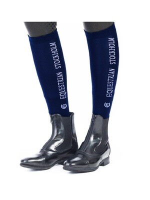 Equestrian Stockholm Riding Socks Midnight