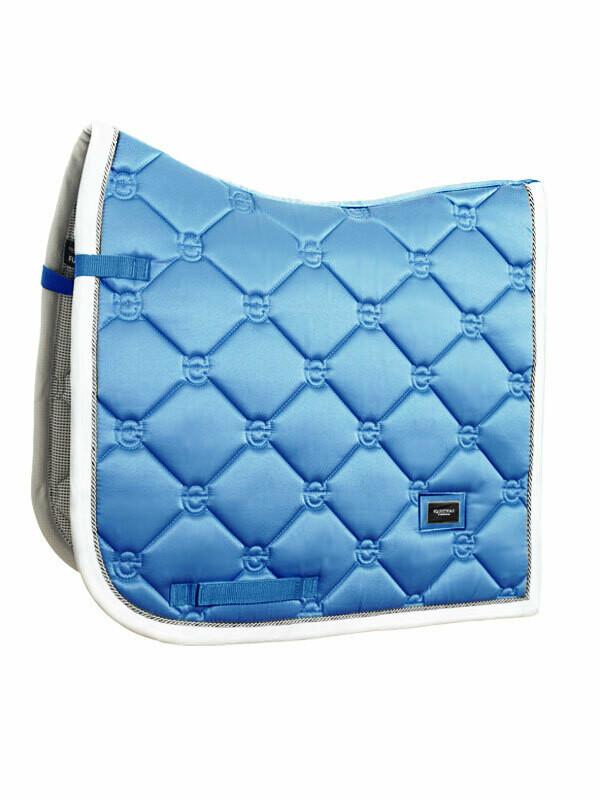 Dressage Saddle Pad Parisian Blue
