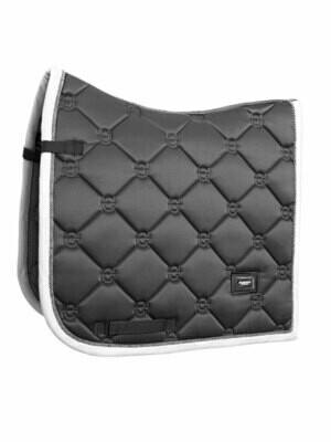 Dressage Saddle Pad Silver Cloud
