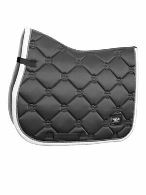 Jump Saddle Pad Silver Cloud